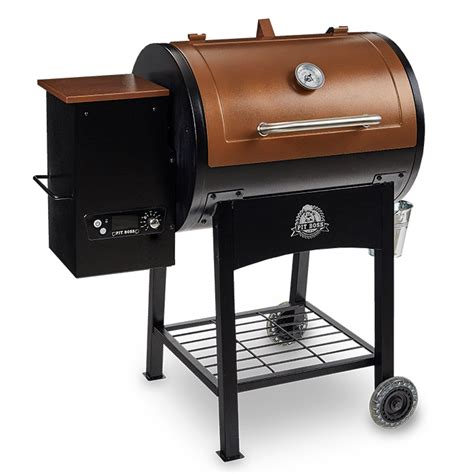 pit boss classic  sq  wood fired pellet grill