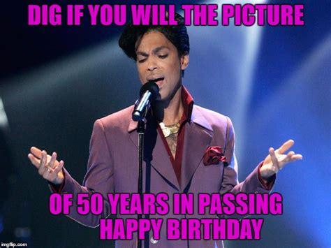 Prince Birthday Meme - prince bday imgflip