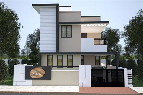 front portion design of house front design of house 30x60 site home design ideas
