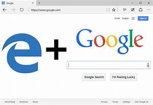 Come Impostare Google Come Motore Di Ricerca Su Edge