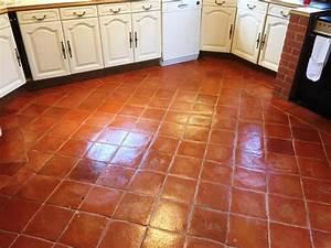 Nice Terracotta Floor Tile — John Robinson House Decor