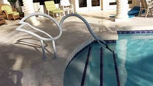 Swan Swimming Pool Handrail