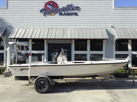 Hewes Boats Charleston Sc by Used Bay Boats For Sale In South Carolina United States