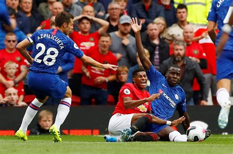 Chelsea vs Manchester United Head To Head Results & Records
