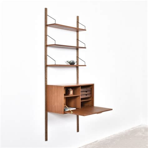 royal system wall unit by poul cadovius for royal system royal system wall unit by poul cadovius for cado 1950s