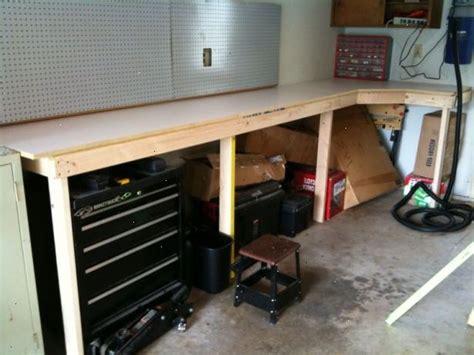 Hoe Maak Je Een Garage Werkbank Bouwen Wki