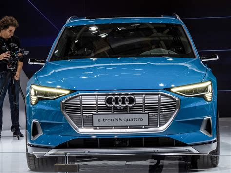 2019 Audi E-tron -- Ix3's Toughest