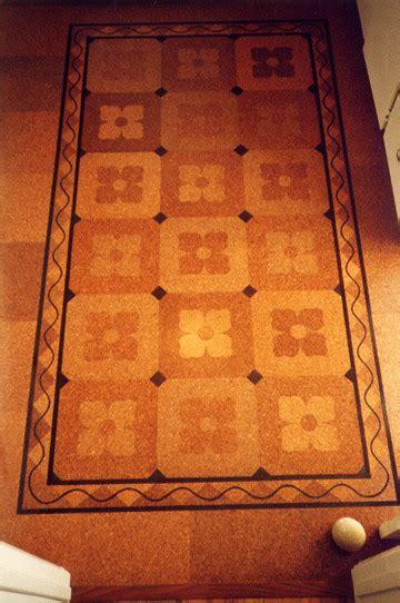 cork flooring los angeles cork floor traditional entry los angeles by crogan inlay floors