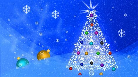 Christmas Tree Wallpaper Collection For Free Download