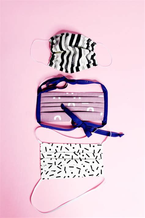 sew  face mask  diy face mask tutorials  patterns