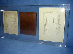 Cadre En Plexiglas : techni plast fabrique des encadrements transparents en pmma fin de mettre en valeur et de ~ Teatrodelosmanantiales.com Idées de Décoration