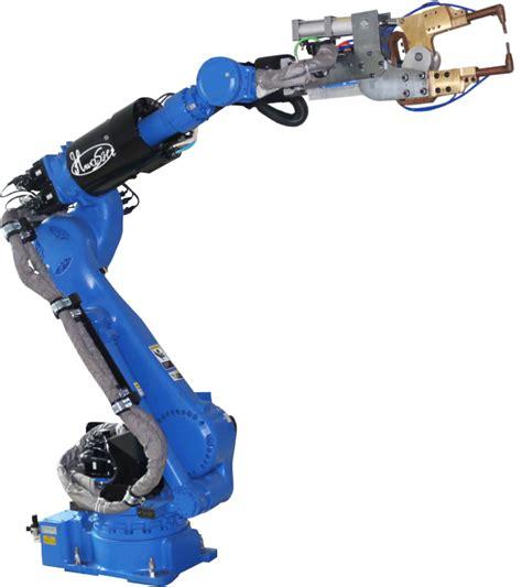 High Precision Tig & Mig Spot 6 Axis Industrial Welding Robot
