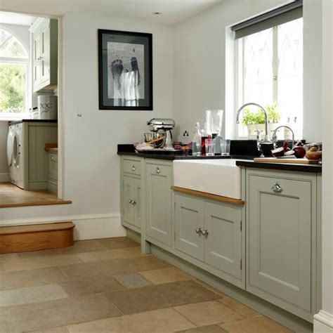 Pale Blue Countrystyle Kitchen Housetohomecouk