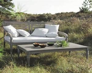 Maison Du Monde Table Jardin : table basse jardin maison du monde ~ Teatrodelosmanantiales.com Idées de Décoration