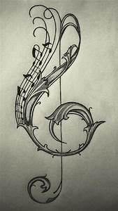 Violin Key by EnchantedBlueRose on DeviantArt