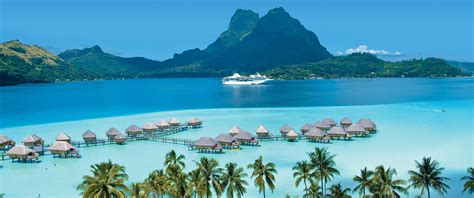 Tahiti Cruises Bora Bora Cruise Vacations To Bora Bora