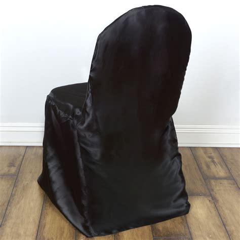 100 pcs satin banquet chair covers wholesale wedding