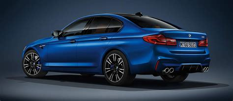 Bmw M5 Colors by New Bmw M5 In Different Color Options
