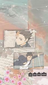 yuu nishinoya wallpaper anime wallpaper iphone