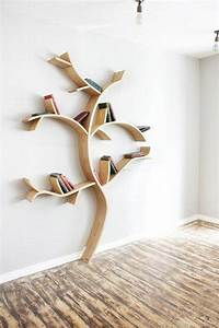 Bücherregal Selber Bauen Kreativ : 18 best tree shelves images on pinterest tree shelf tree bookcase and tree bookshelf ~ Buech-reservation.com Haus und Dekorationen