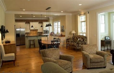 paint ideas for open living room and kitchen kitchen table in living room peenmedia com