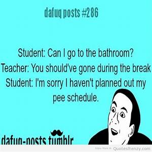 The 25+ best Funny quotes about school ideas on Pinterest ...