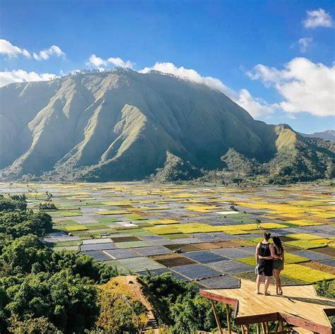 bukit selong wisata  lombok  view kemegahan