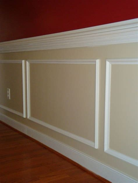 Wainscoting Molding by 17 Best Images About Crown Molding And Wainscoting On