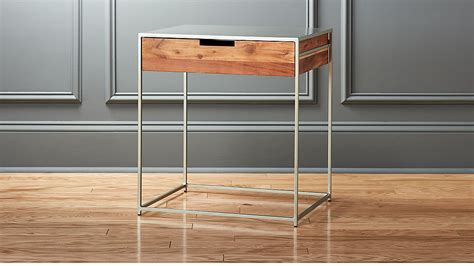 Cb2 Nightstand by Wood And Iron Nightstand Reviews Cb2