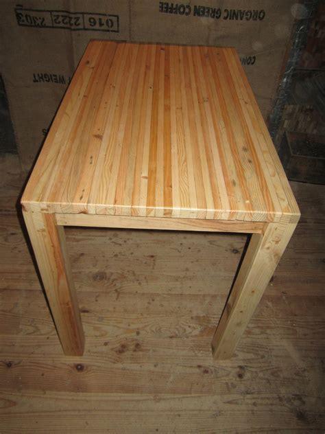 table de cuisine bois table de cuisine touch 39 du bois