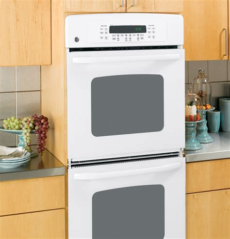 ge  built  double wall oven jkpwmww ge appliances