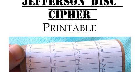 proverbs  woman  jefferson disc cipher printable