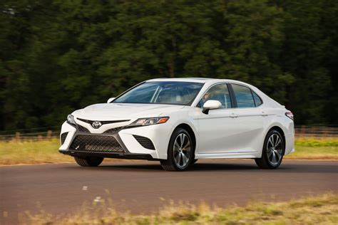 Toyota Camry Photo by 2018 Toyota Camry Detailed Ahead Of Summer Launch 56 Pics