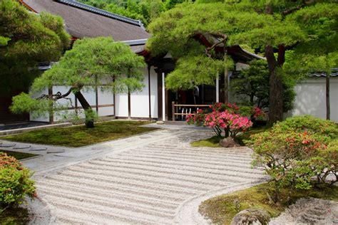 kyoto gardens zen japanese