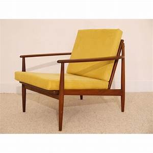 Fauteuil Vintage Scandinave : fauteuil design vintage danois annee 60 la maison retro ~ Dode.kayakingforconservation.com Idées de Décoration