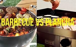 Plancha Ou Barbecue : plut t barbecue ou plancha pour le jardin ~ Melissatoandfro.com Idées de Décoration