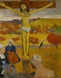 Il Cristo giallo di Paul Gauguin: analisi