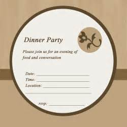make your own wedding registry dinner party invitation theruntime