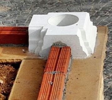 gießformen für beton kit2131 pfeiler sockel formen giessformen f 252 r beton