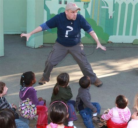 Storyteller Brings Allages Laughter  Atown Daily News  Atascadero News Leader