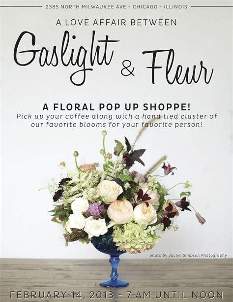 Sign up to our mailing list. Valentine's Day Pop Up at Gaslight Coffee! Thanks @Janelle Gonyea   re:find Joy for designing ...