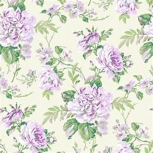 NEW GRANDECO ROYAL HOUSE BOUQUET FLORAL LEAF PATTERN ...