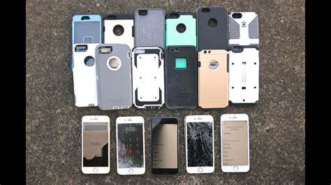 Top 12 Iphone 6 Cases Drop Test  What Is The Most Durable