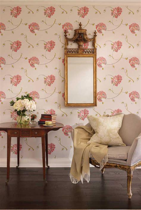 wallpaper  designer nina campbell interiors  design
