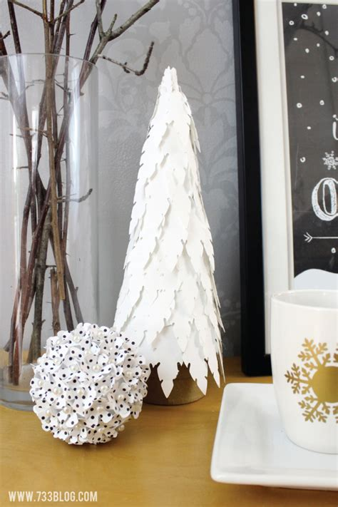 diy feather tree inspiration  simple
