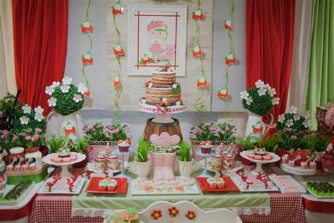 kara 39 s party ideas strawberry 1st birthday party kara 39 s 17 best images about strawberry shortcake party on