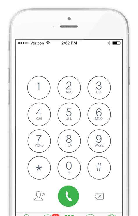 iphone keypad the free grasshopper iphone app