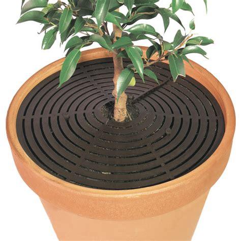 avis 2 protections rondes pour pots de fleurs reer