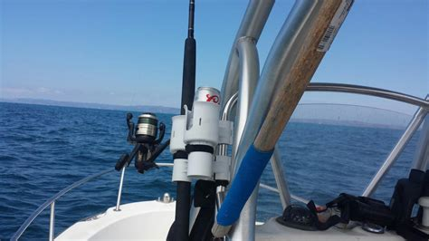 Boat Cup Rod Holders by Robocup Patented Portable Caddy Cl On Cup Rod