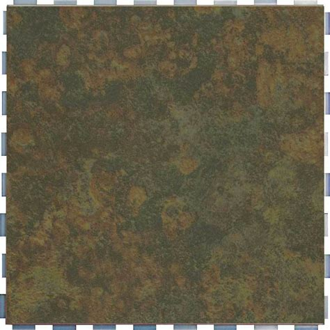 12x12 ceiling tiles menards shop snapstone interlocking 5 pack moss porcelain floor
